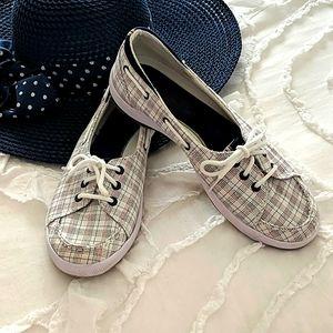 Keds women's boat shoes